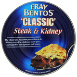 Fray Bentos 'Classic' Steak and Kidney Pie (425g)