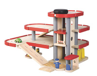 Plan Toys - Parking Garage