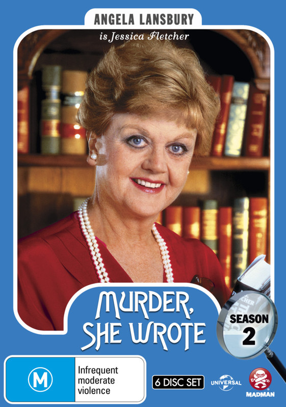 Murder, She Wrote - Season Two on DVD