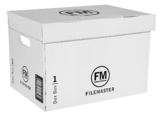 FM Standard Strength Archive Box (White)