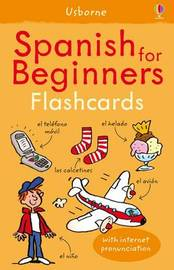 Spanish for Beginners image