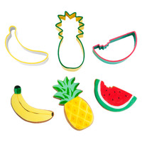 Sunnylife Cookie Cutters - Fruit Salad