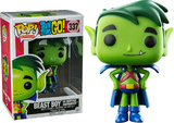 Teen Titans Go - Beast Boy (As Martian Manhunter) Pop! Vinyl Figure