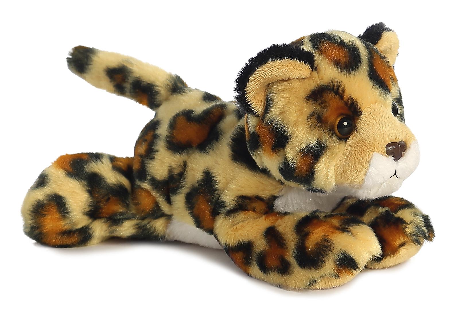 Aurora Mini Flopsies (Amazon Jaguar) image