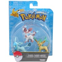 Pokemon: Eevee Evolution 3 Pack - Glaceon, Leafeon, Sylveon image
