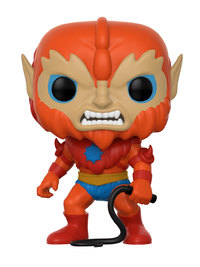 MOTU - Beast Man Pop! Vinyl Figure