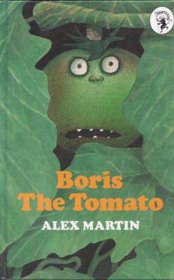 Boris the Tomato by Alex Martin image