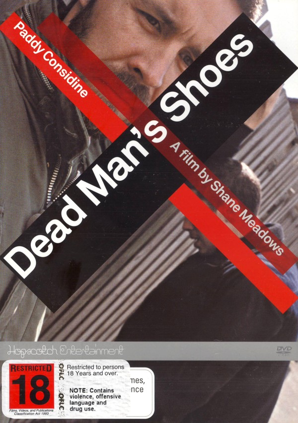 Dead Man's Shoes on DVD image