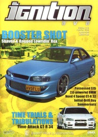 Ignition Volume 16 - Booster Shot on DVD