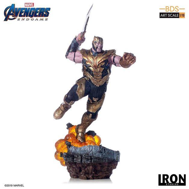 Avengers: Endgame - 1/10 Thanos - Battle Diorama Statue