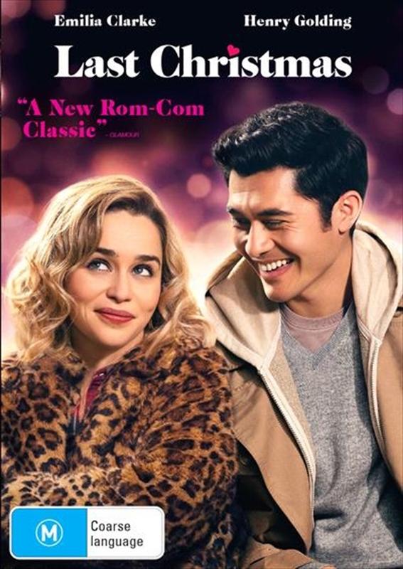 Last Christmas on DVD