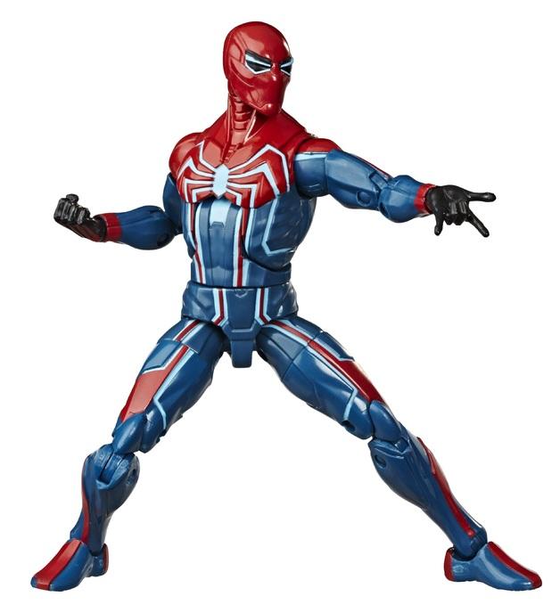"Marvel Legends: Spider-Man (Velocity Suit) - 6"" Action Figure"