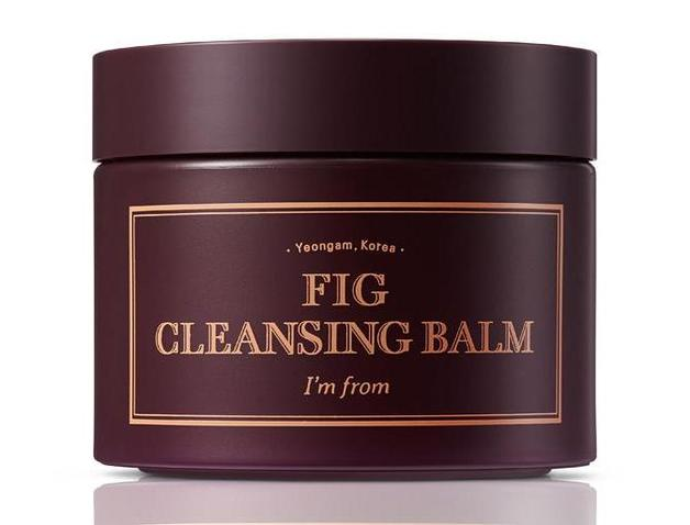 I'm from: Fig Cleansing Balm