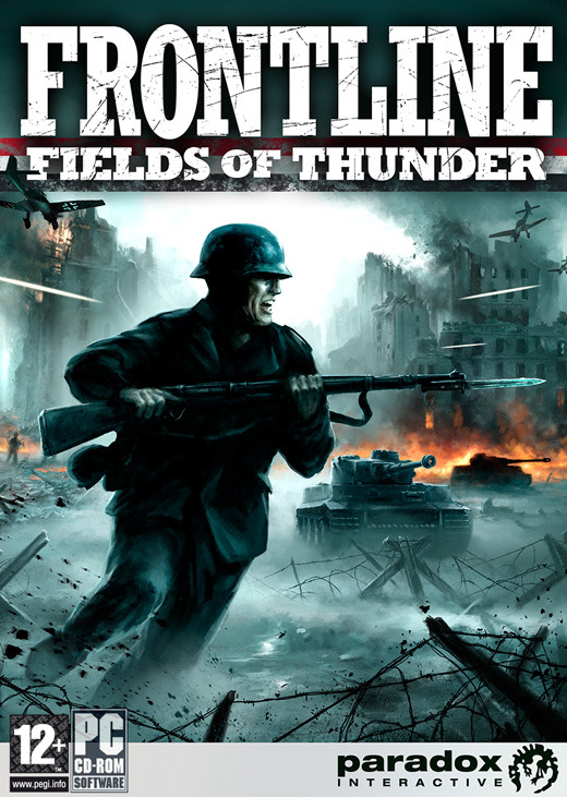 Frontline: Fields of Thunder + free Hearts of Iron II for PC Games