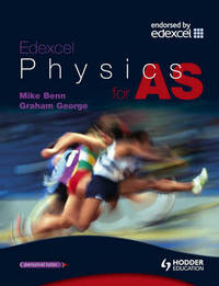 Edexcel Physics for AS by Mike Benn image