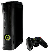 Xbox 360 Black Elite Console for Xbox 360