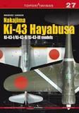 Nakajima KI-43 Hayabusa: KI-43/KI-43-II/KI-43-III by Mariusz Lukasik