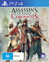 Assassin's Creed Chronicles for PS4