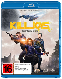 Killjoys - Season One DVD