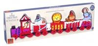 Orange Tree Toys: Vintage Circus - Alphabet Train Puzzle