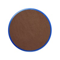 Snazaroo Face Paint - Light Brown (18ml)