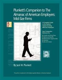 Plunkett's Companion to The Almanac of American Employers 2010 by Jack W Plunkett image