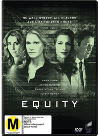 Equity on DVD