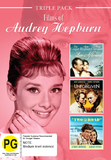 Audrey Hepburn - Triple Pack DVD