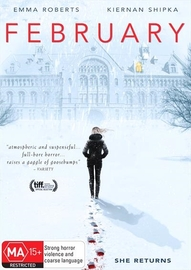 February on DVD image
