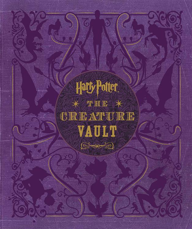 Harry Potter: The Creature Vault by Jody Revensen