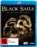 Black Sails - The Fourth & Final Season on Blu-ray