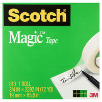 Scotch Magic Tape (19mm x 66m)