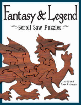 Fantasy and Legend Scroll Saw Puzzles by Judy Peterson