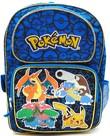 Pokemon Blue School Backpack