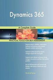 Dynamics 365 a Complete Guide by Gerardus Blokdyk image