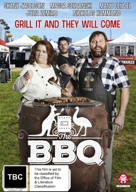 The BBQ on DVD