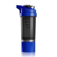 Cyclone Cup Protein Shaker - Dark Blue Smoked (650ml)
