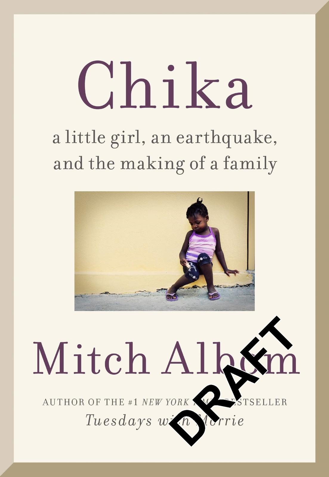 Chika by Mitch Albom image