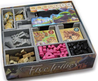 Folded Space: Game Inserts - Five Tribes image