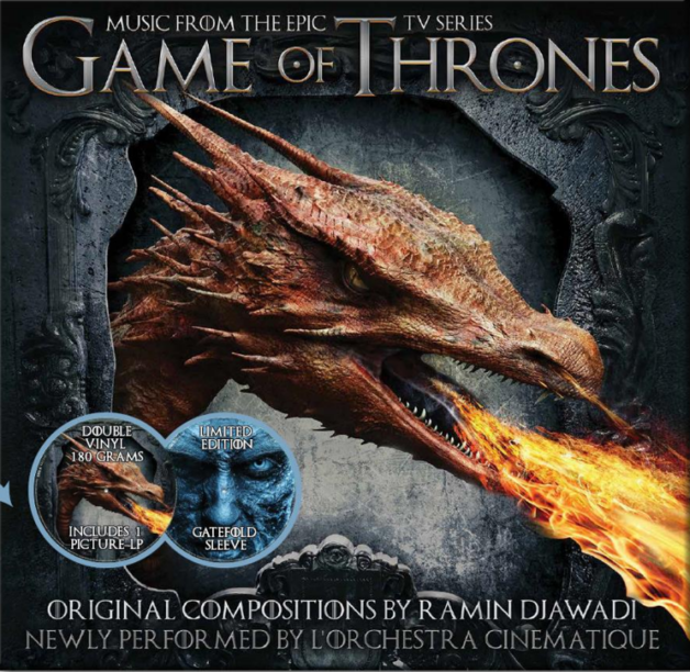 Game of Thrones Volume 1 by Ramin Djawadi