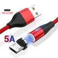 Magnetic USB Fast Charging Cable - Micro USB