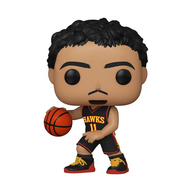 NBA: Hawks - Trae Young (Alternate) Pop! Vinyl Figure