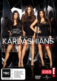 Keeping Up With The Kardashians - Season 5 on DVD