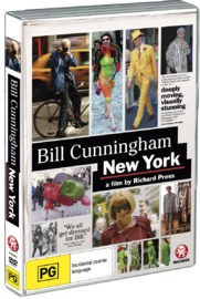 Bill Cunningham New York on DVD