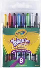 Crayola: 8 Mini Twistables Crayons