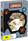 Samurai Jack - Season 2 (2 Disc Set) on DVD