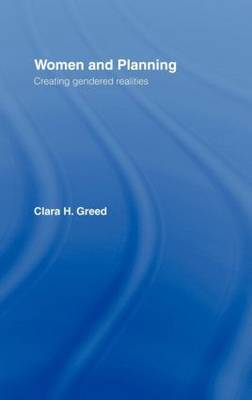 Women and Planning by Clara H Greed image