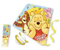 Disney Plastic Diamond Kite - Winnie the Pooh