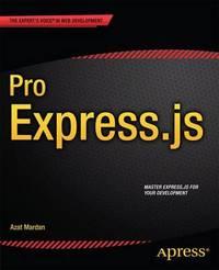 Pro Express.js by Azat Mardan