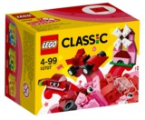 LEGO Classic - Red Creativity Box (10707)